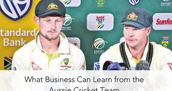 What Can Business Learn from The Australian Cricket Team