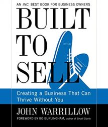 Built To Sell Book