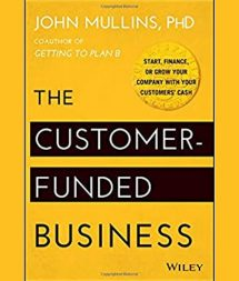 Customer Funded Business Book