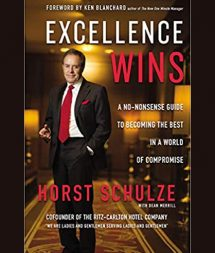 Excellence Wins Book