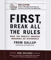 First Break the Rules Book