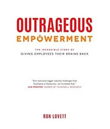 Outrageous Empowerment Book
