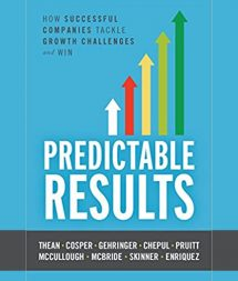 Predictable Results Book