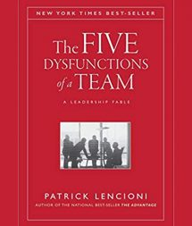 The Five Dysfunctions Book