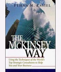 The McKinsey Way Book