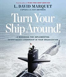 Turn your ship around Book